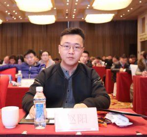 厚昌学院院长赵阳
